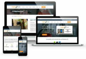 Web development services near me | Design portfolio examples on desktop, laptop, and mobile