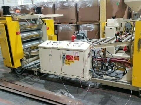extrusion line for sale used
