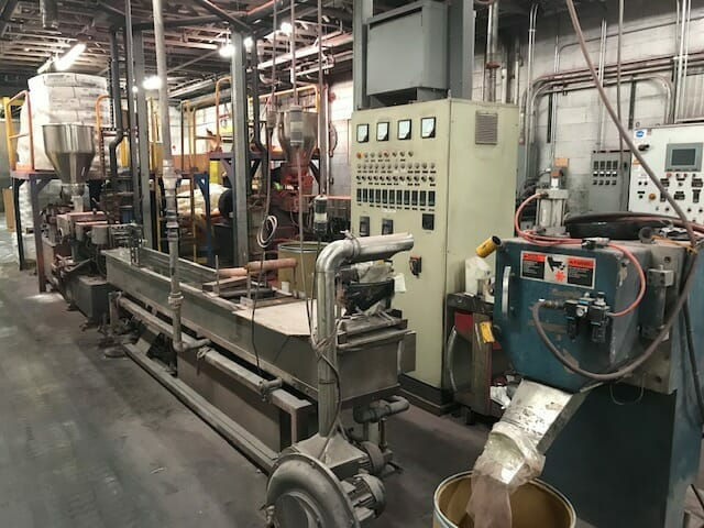 find extrusion line for sale now