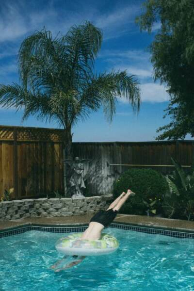 avoiding burnout with a short dip in the pool