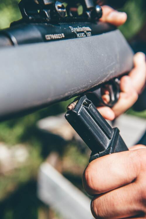 protect firearms rust prevention