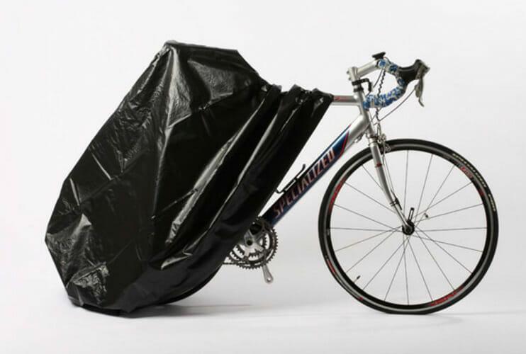 bike cover rust prevention