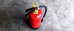 automated inspection software fire extinguisher