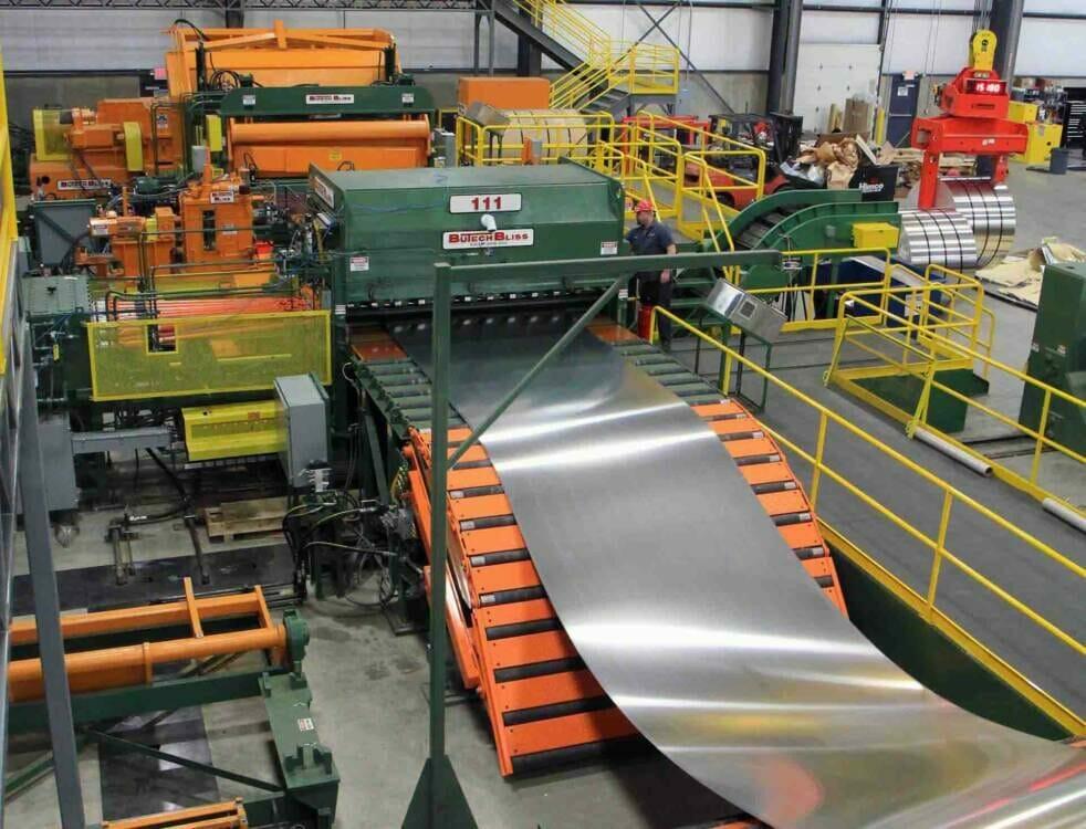 Metal Slitting Lines Equipment