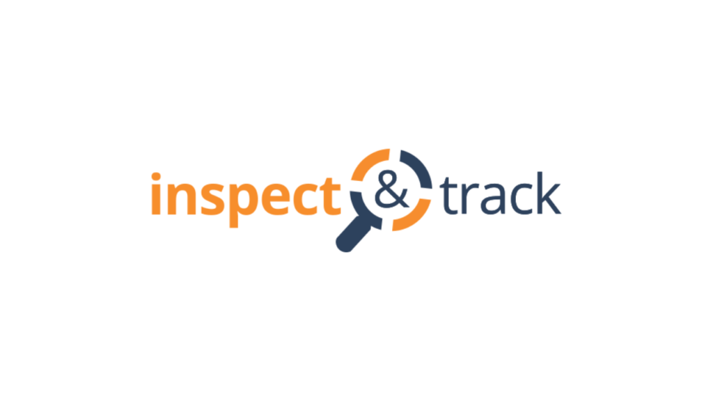 fire extinguisher inspection software InspectNTrack logo