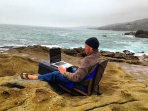 Working Outside | The Packable and Transportable Workspace