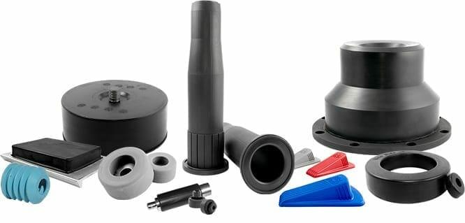 custom rubber extrusion