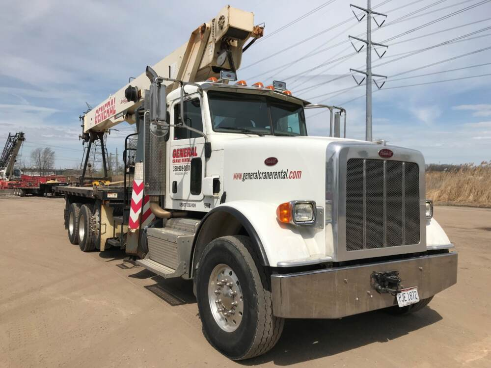 How Can I Find the Right Boom Truck for My Job Site?