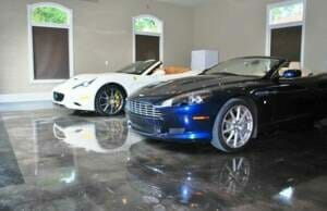 turn your garage into a showroom cars in garage