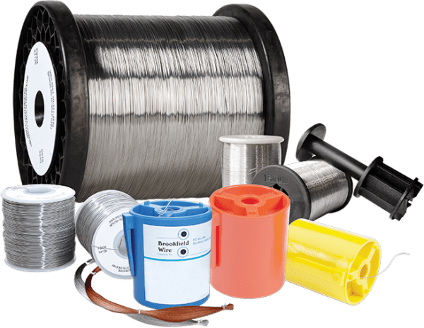 Spools of Stainless Steel Wire