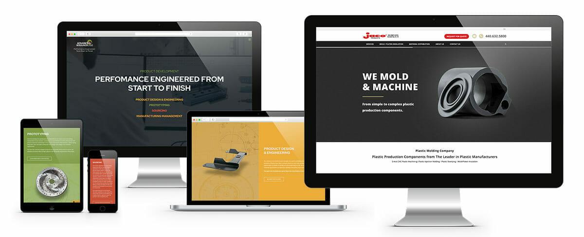 ecommerce website design examples