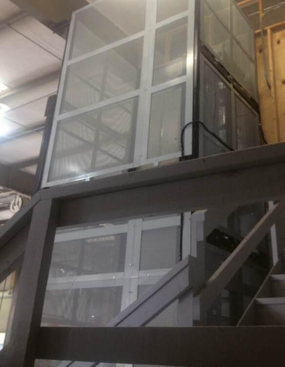 A vrc lift exterior