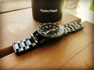 How a Wearing a Watch Keeps Me Productive and Motivated
