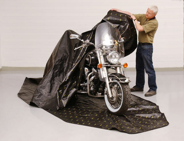 motorcycle cover