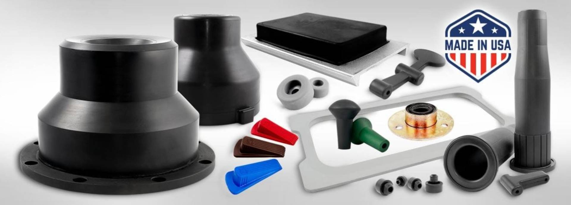Rubber Extrusion Products Made in USA
