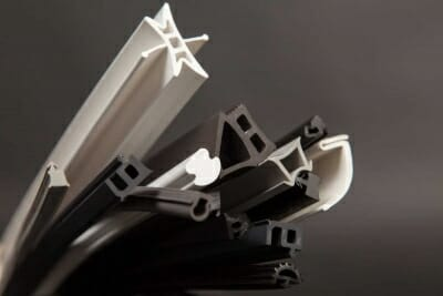 Various rubber extrusion profiles from Qualiform