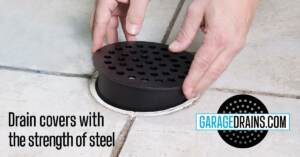 shop garage drains