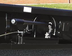 Copperloy yard ramp external hand pump