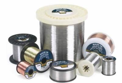 Spools of steel wire | Malin Co.