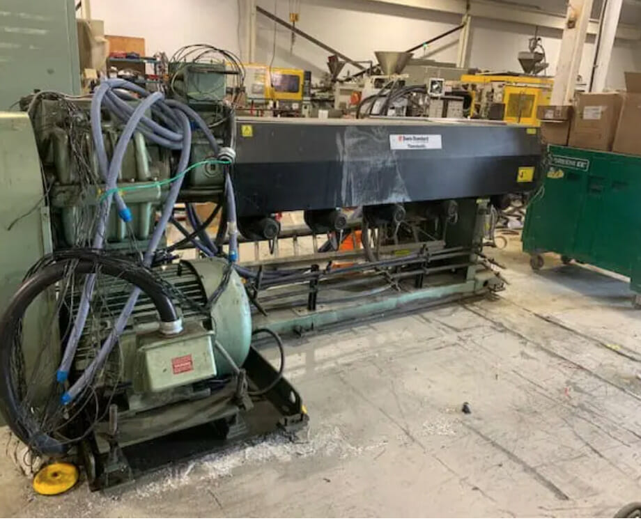 used extrusion equipment for sale
