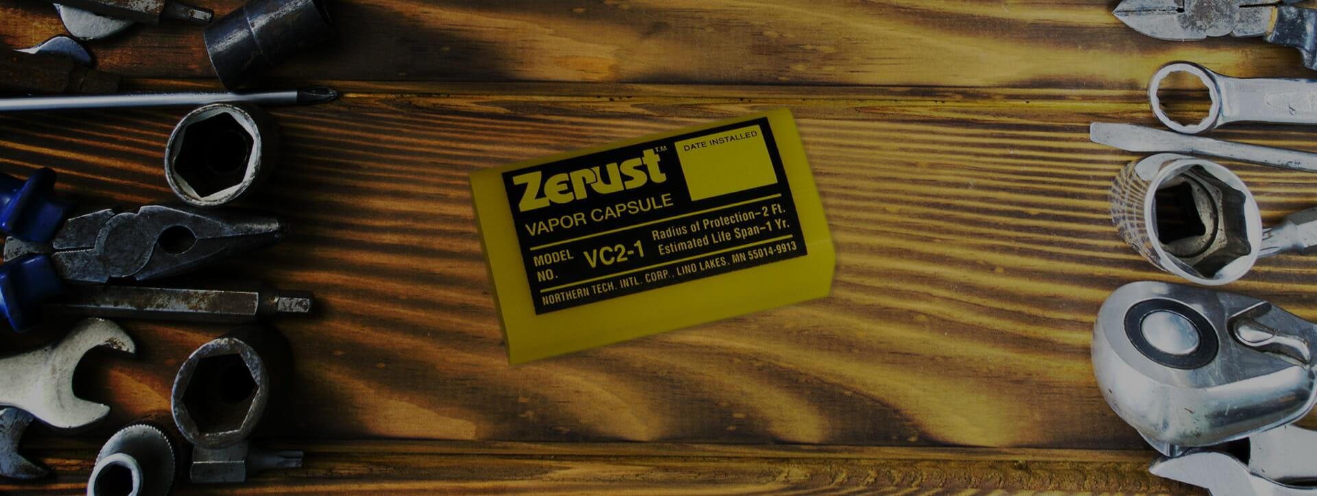 zerust vapor capsules