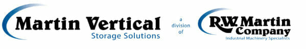 Martin Vertical Storage Solutions | A Division of R.W. Martin Company | Mezzanines