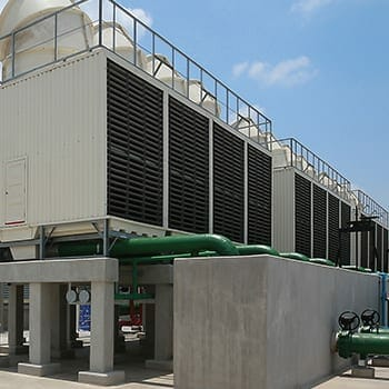 Water treatment cooling tower from ChemREADY