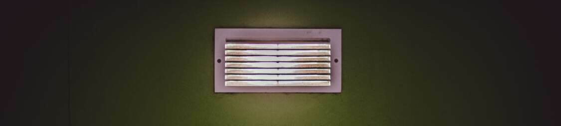 An air conditioning vent | HVAC zoning systems