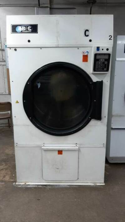 Empty used industrial dryer for sale