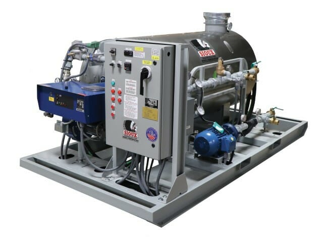 Sioux water heater