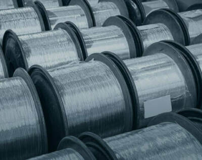 rolls of stainless steel wire
